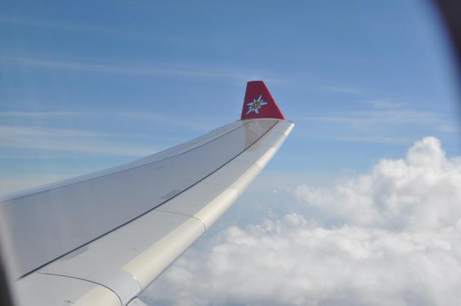 Airbus A330 Edelweiss entre Zurich et Malé 2