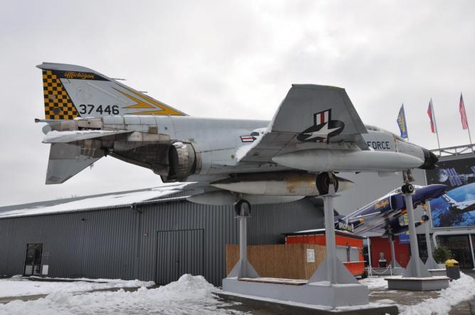 F-4 Phantom USAF 1