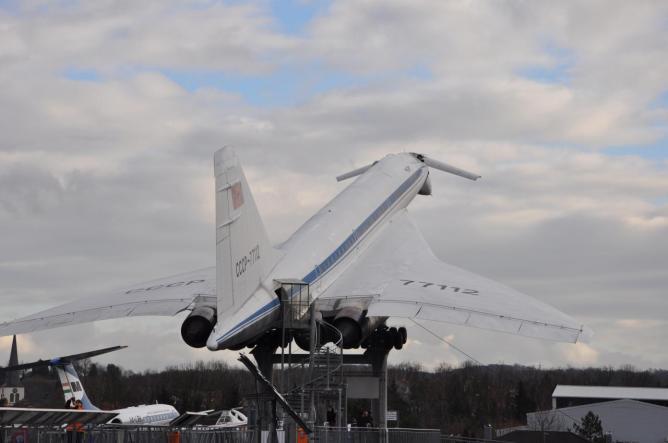 Tupolev 144 1