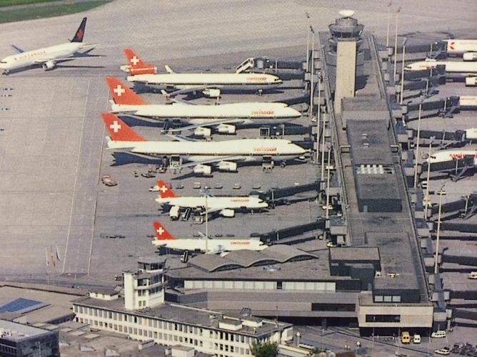 Swissair kloten 2