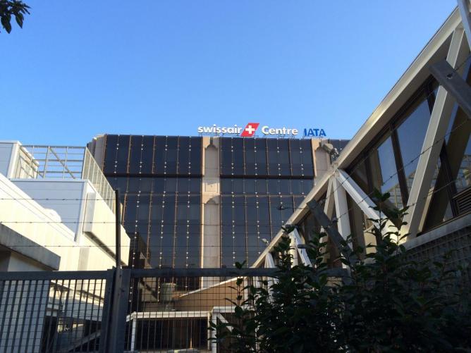 Dernier Vestige Swissair 2013